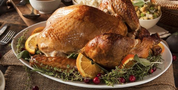 a LA FARE / Traditional Turkey Recipe
