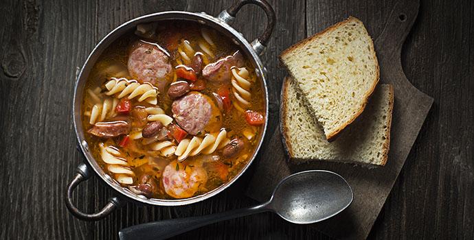 à LA FARE - January 2015 - The Scoop on Soup
