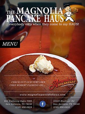 AD: Magnolia Pancake Haus